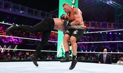 Brock Lesnar is not done with WWE Universal Champion Roman Reigns