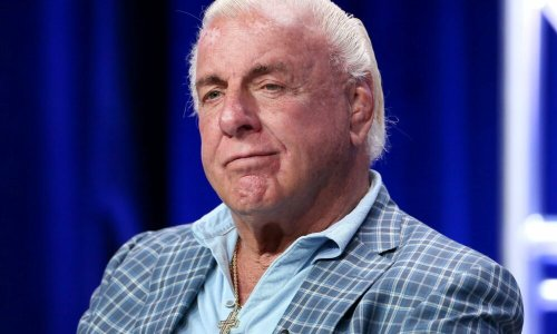 Car Shield pauses commercials with Ric Flair following last night's Dark Side of the Ring