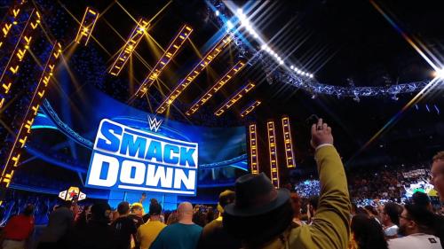 WWE wrestler shows off new gimmick in SmackDown dark match