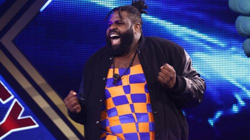 Odyssey Jones was working overnight security when Mark Henry helped to get him into WWE