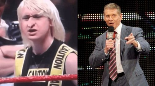 Jason Sensation says WWE had him on a 3-year deal, was released after wrestlers complained about his impersonations