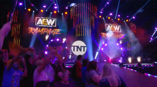 AEW Rampage beat WWE SmackDown head to head from 10 to 10:30 pm in key 18-49 demo