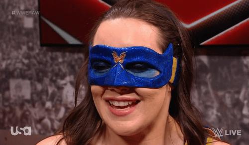 WWE has repackaged Nikki Cross into a superhero gimmick