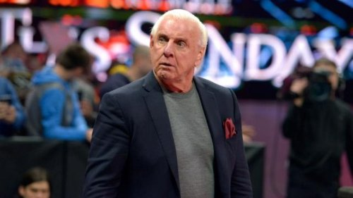 WWE/Peacock removes 'Story Time' video of Ric Flair talking about flashing flight attendants