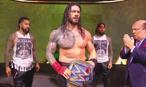 WWE news on what is next for Brock Lesnar and Roman Reigns