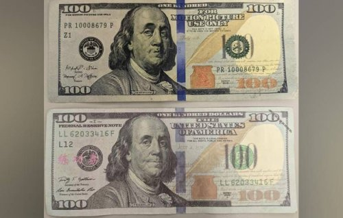 Georgia police department warns about fake cash floating around city