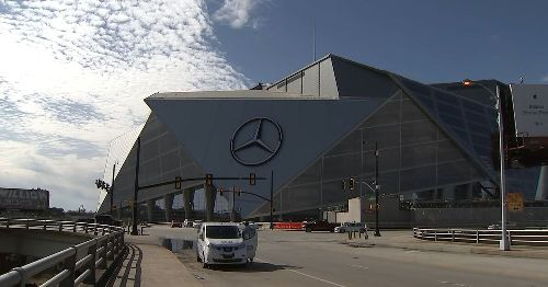 Mercedes-Benz Stadium to become mass vaccination site, giving 6,000 shots a day