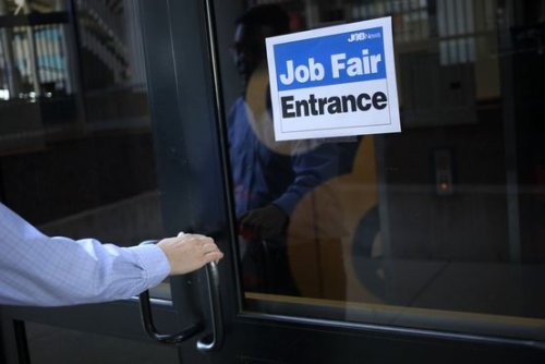Downward Trend in U.S. Jobless Claims Stalls Out