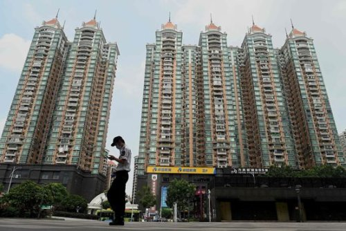 Evergrande's Struggles Reflect China's Efforts to Rein in Multiyear Debt Boom
