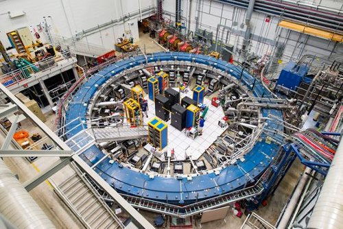 The Miraculous Measurement of the Muon