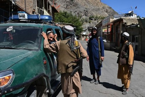 Rebel Afghan Valley Empties Out After Taliban Victory