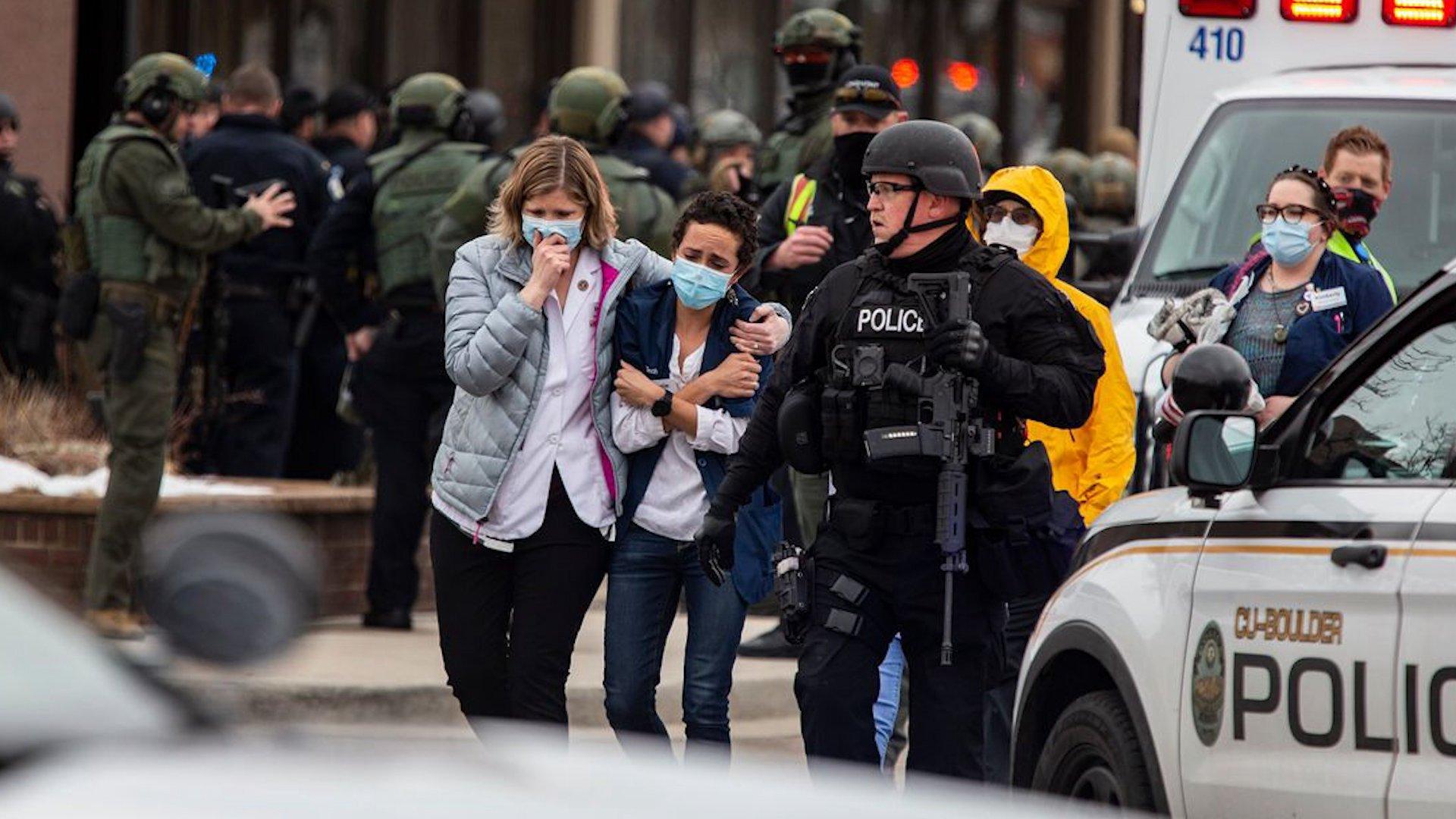 10 Dead in Colorado Mass Shooting