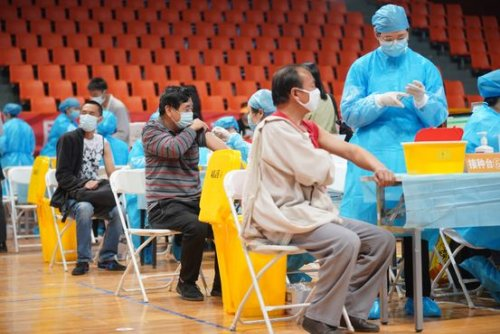 China Plans to Approve First Foreign Covid-19 Vaccine by July