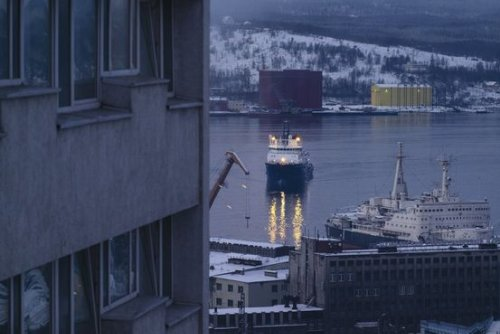 Melting Ice Pits Russia Against U.S., China for Control of Shipping Route