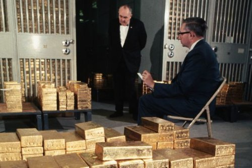 Opinion | Lessons for Today From the Gold Standard