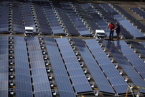 Wallflowers of the Green Energy Boom