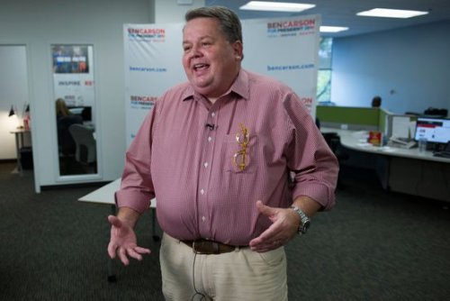 Republican Lobbyist Comes Under DOJ Scrutiny