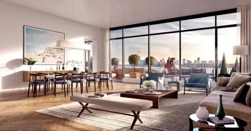Actress Stephanie March and Investor Daniel Benton Pay $34.62 Million for Manhattan Penthouse