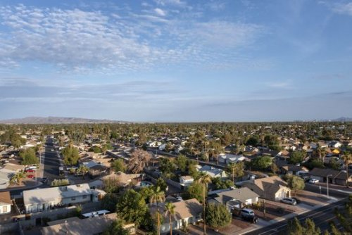 Phoenix Homes on Track to Break Record as Market Booms