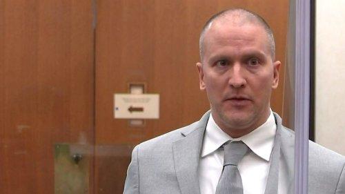 Video: Derek Chauvin Sentenced to 22.5 Years for Murdering George Floyd