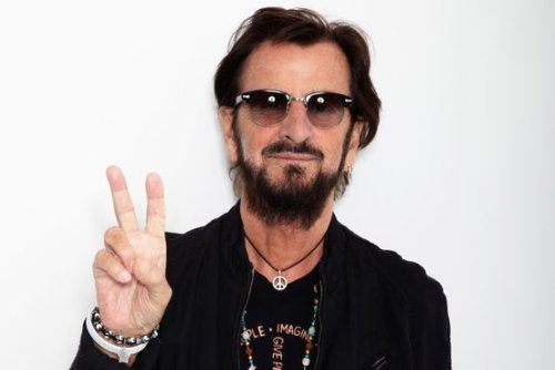 Ringo Starr Hasn't Stopped Making Music