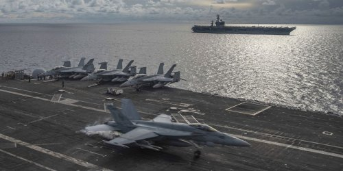 Opinion | Will the U.S. Navy Defend Taiwan From China?