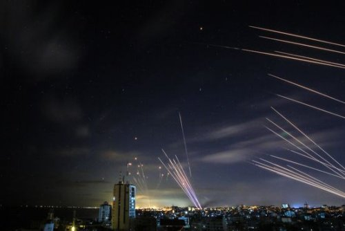 Israel's Iron Dome Proves It Can Withstand Rocket Barrages