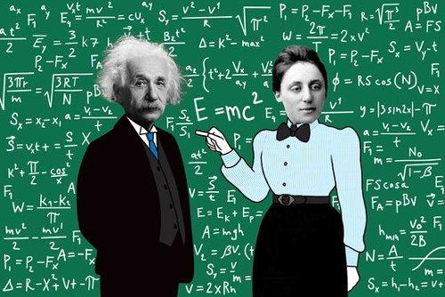 The Woman Who Clarified Einstein's Idea
