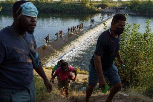 Opinion | The Del Rio Migrant Mess