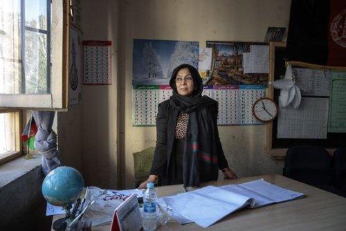 Taliban Prohibit Girls From Attending Secondary School