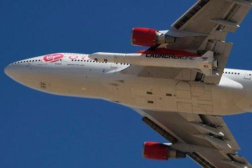 Richard Branson Plans Next SPAC Deal, This Time For Virgin Orbit