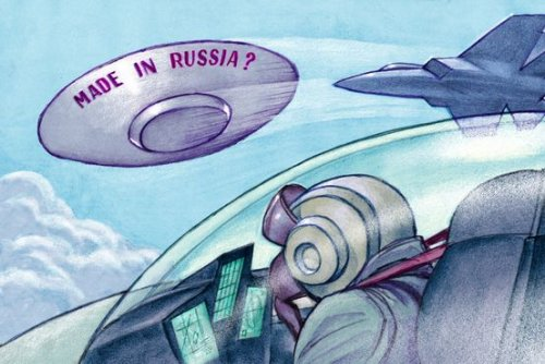 Opinion | UFOs May Be Earthly and Dangerous