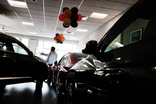 Cars Are Making Money Like Homes---For Now