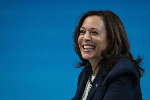 Vice President Kamala Harris Lists in Washington, D.C.