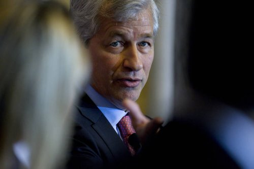 Jamie Dimon warns Brexit 'tipping point' may shift more JPMorgan staff to Europe