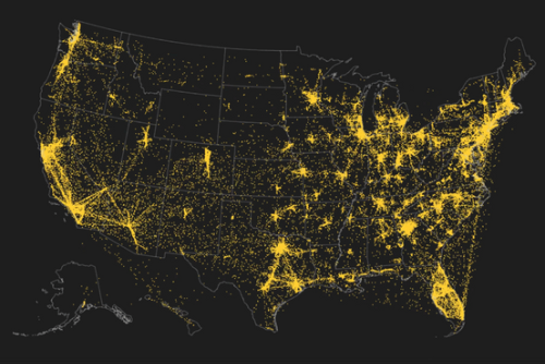 Americans Up and Moved During the Pandemic. Here's Where They Went.