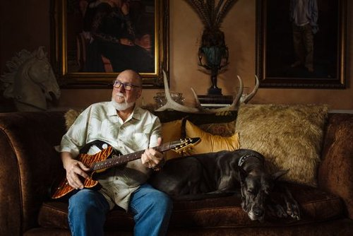 Rock and Soul Mainstay Steve Cropper Is Still Making Music