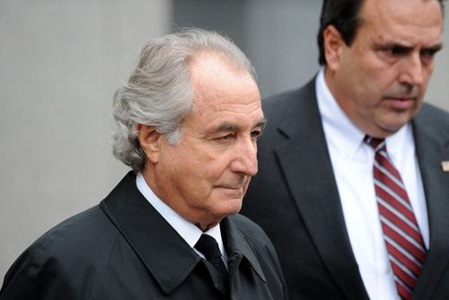 Ponzi's Foundation for Madoff's Pyramid