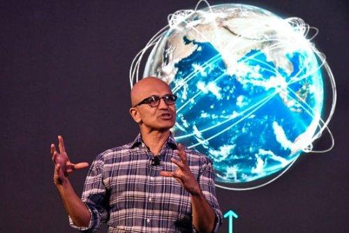 Microsoft Names CEO Satya Nadella Board Chairman