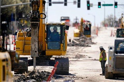 Biden Defines Infrastructure Down
