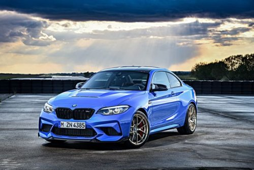 2020 BMW M2 CS: A Coupe That Comes Alive at the Race Track