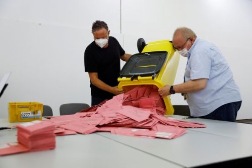 Uncertain Election Leaves Germany Facing Period of Power Vacuum