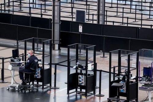 TSA Overhaul Poses a Labor Test for Biden, Democrats