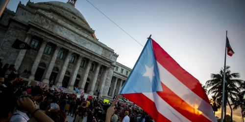 Opinion | Puerto Rico's Debt Raises Many Moral Issues