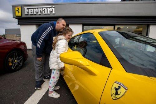 Ferrari Hits a Bump