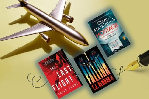 Airplane Thrillers Take Off This Summer