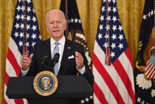 Biden Says Federal Employees Must Get Covid-19 Shots or Wear Masks, Test Regularly