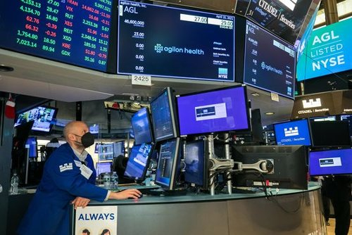 Stocks End Week With Fresh Records