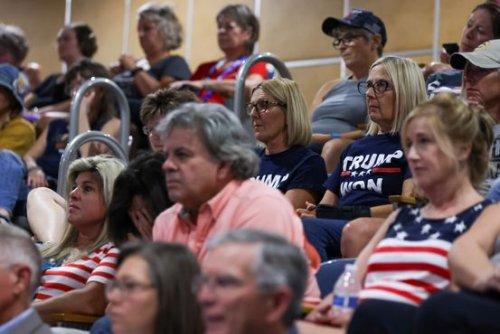 Opinion   Trump Loses Arizona—Again