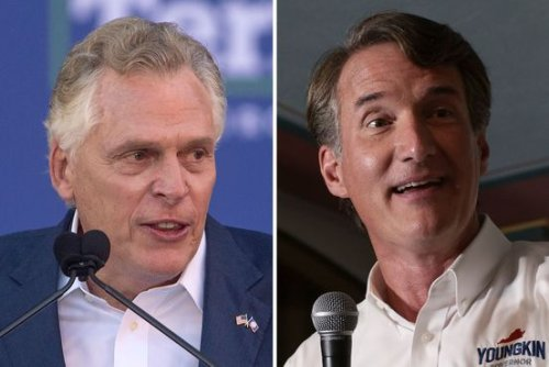 Election-Rigging Claims Fuel Virginia Governor's Race